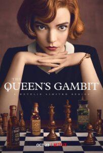 دانلود سریال The Queen's Gambit با زیرنویس فارسی چسبیده