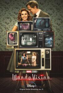دانلود مینی سریال WandaVision 2021 با زیرنویس فارسی چسبیده