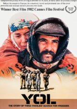 دانلود فیلم ترکی Yol 1982 جاده با دوبله فارسی