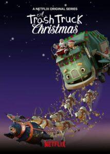 دانلود انیمیشن A Trash Truck Christmas 2020 با زیرنویس فارسی همراه