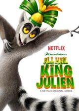 دانلود سریال زنده باد شاه جولین All Hail King Julien 2014 با دوبله فارسی – کاران مووی