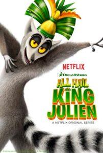 دانلود سریال All Hail King Julien 2014 با دوبله فارسی