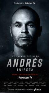 دانلود فیلم Andrés Iniesta The Unexpected Hero 2020 با زیرنویس فارسی چسبیده