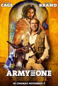 دانلود فیلم Army of One 2016 با زیرنویس فارسی همراه