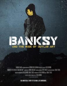 دانلود مستند Banksy and the Rise of Outlaw Art 2020 با زیرنویس فارسی چسبیده