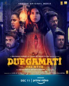 دانلود فیلم Durgamati: The Myth 2020 با زیرنویس فارسی همراه