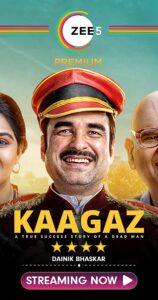 دانلود فیلم Kaagaz 2021 با زیرنویس فارسی همراه