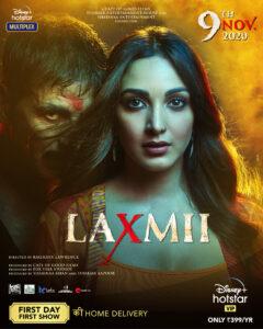 دانلود فیلم Laxmii 2020 با زیرنویس فارسی همراه