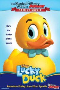 دانلود انیمیشن Lucky Duck 2014 با دوبله فارسی