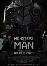 دانلود فیلم هیولاهای انسان Monsters of Man 2020 با دوبله فارسی – کاران مووی