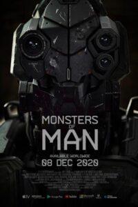 دانلود فیلم Monsters of Man 2020 با دوبله فارسی