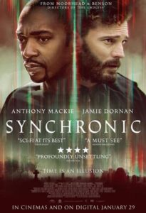 دانلود فیلم Synchronic 2019 با دوبله فارسی