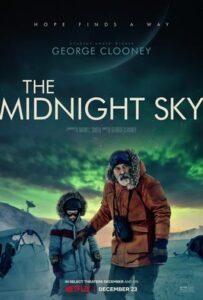 دانلود فیلم The Midnight Sky 2020 با دوبله فارسی