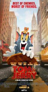 دانلود انیمیشن Tom and Jerry 2021 با زیرنویس فارسی