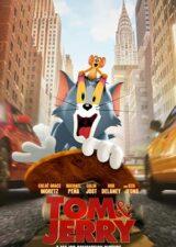 دانلود فیلم لایو اکشن تام و جری Tom and Jerry 2021 با زیرنویس فارسی – کاران مووی