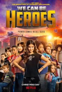 دانلود فیلم We Can Be Heroes 2020 با دوبله فارسی