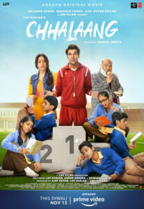دانلود فیلم هندی Chhalaang 2020 با دوبله فارسی
