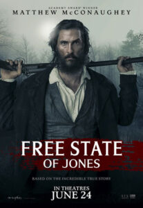 دانلود فیلم Free State of Jones 2016 با زیرنویس فارسی همراه