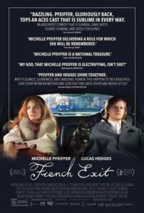 دانلود فیلم French Exit 2020 با زیرنویس فارسی همراه