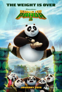 دانلود انیمیشن Kung Fu Panda 3 2016 با زیرنویس فارسی همراه