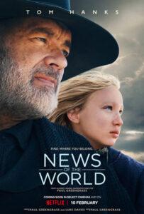 دانلود فیلم News of the World 2020 با زیرنویس فارسی همراه
