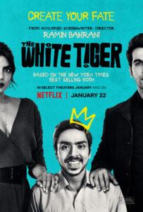 دانلود فیلم The White Tiger 2021 با زیرنویس فارسی همراه