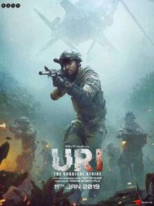 دانلود فیلم Uri: The Surgical Strike 2019 با زیرنویس فارسی همراه