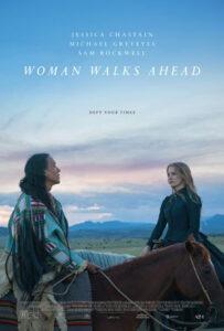 دانلود فیلم Woman Walks Ahead 2018 با زیرنویس فارسی همراه