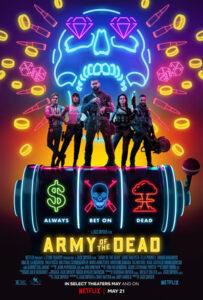 دانلود فیلم Army of the Dead 2021 با زیرنویس فارسی همراه