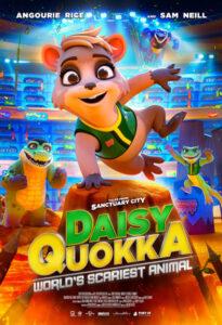 دانلود انیمیشن Daisy Quokka: World's Scariest Anima 2020 با دوبله فارسی