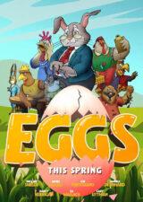 دانلود انیمیشن تخم مرغ ها Eggs 2021 با دوبله فارسی – کاران مووی