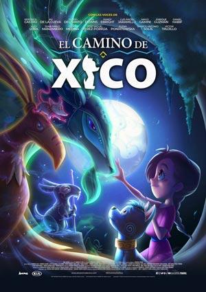 دانلود انیمیشن El Camino de Xico 2020 با دوبله فارسی