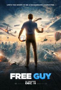 دانلود فیلم Free Guy 2021 با زیرنویس فارسی همراه
