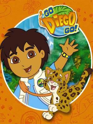 دانلود انیمیشن Go Diego Go: Rain Forest Adventure 2005 با دوبله فارسی