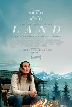 دانلود فیلم Land 2021 با دوبله فارسی