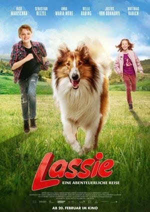 دانلود فیلم Lassie Come Home 2020 با دوبله فارسی