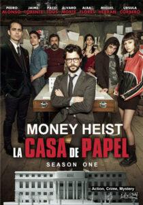 دانلود سریال Money Heist 2017 با زیرنویس فارسی همراه