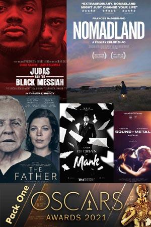 مجموعه اول بهترین فیلم های اسکار 2021