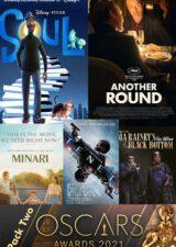 دانلود فیلم های اسکار 2021 | مجموعه دوم فیلم های کاندیدای اسکار 2021