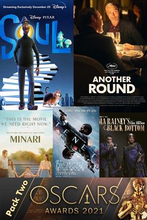 مجموعه دوم بهترین فیلم های اسکار 2021