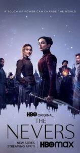 دانلود سریال The Nevers 2021 با زیرنویس فارسی همراه