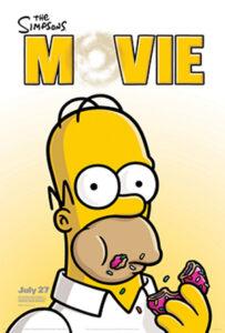 دانلود انیمیشن The Simpsons Movie 2007 با دوبله فارسی