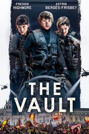 دانلود فیلم The Vault 2021 با دوبله فارسی