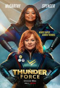 دانلود فیلم Thunder Force 2021 با زیرنویس فارسی همراه