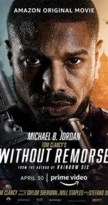 دانلود فیلم Tom Clancy's Without Remorse 2021 با زیرنویس فارسی همراه