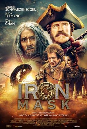 دانلود فیلم The Mystery of Iron Mask 2019 با دوبله فارسی