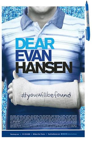 دانلود فیلم Dear Evan Hansen 2021 با زیرنویس فارسی همراه