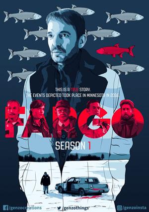 دانلود فصل 1 سریال Fargo 2014 با زیرنویس فارسی همراه