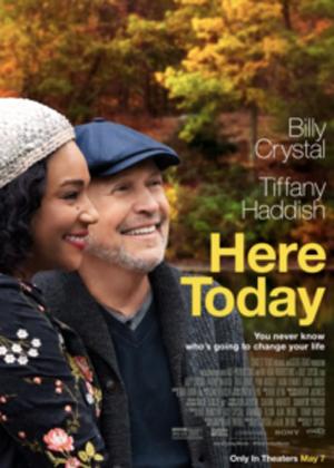 دانلود فیلم امروز اینجا Here Today 2021 با زیرنویس فارسی همراه