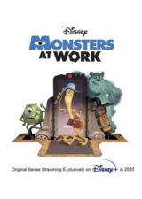 دانلود سریال انیمیشن هیولاها در محل کار Monsters at Work 2021 با زیرنویس فارسی